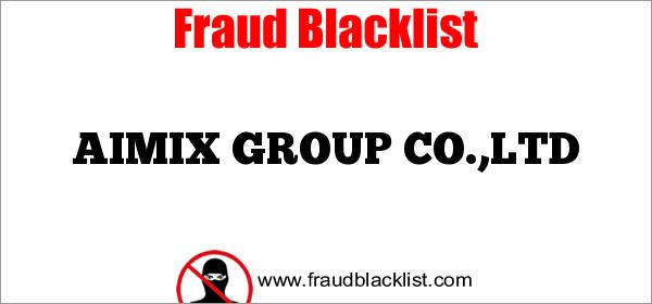 AIMIX GROUP CO.,LTD