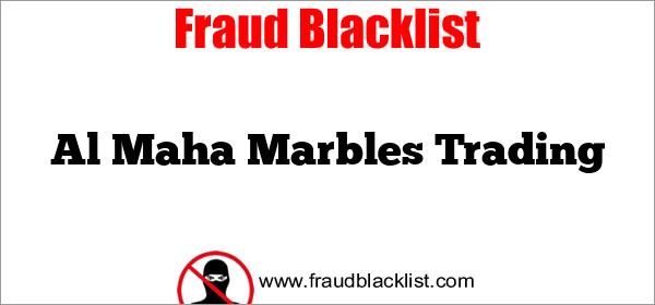 Al Maha Marbles Trading