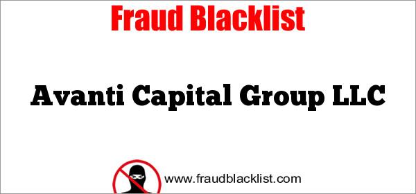 Avanti Capital Group LLC