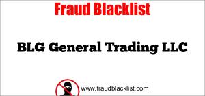 BLG General Trading LLC