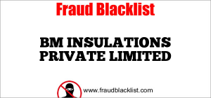 BM INSULATIONS PRIVATE LIMITED