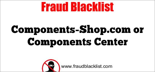 Components-Shop.com or Components Center