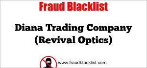 Diana Trading Company (Revival Optics)