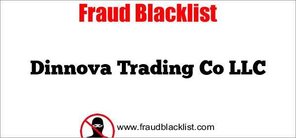 Dinnova Trading Co LLC