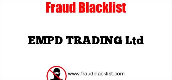 EMPD TRADING Ltd