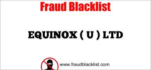 EQUINOX ( U ) LTD