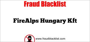 FireAlps Hungary Kft