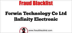 Forwin Technology Co Ltd |Infinity Electronic