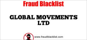 GLOBAL MOVEMENTS LTD