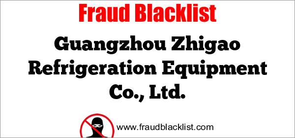 Guangzhou Zhigao Refrigeration Equipment Co., Ltd.