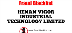 HENAN VIGOR INDUSTRIAL TECHNOLOGY LIMITED