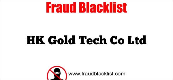 HK Gold Tech Co Ltd