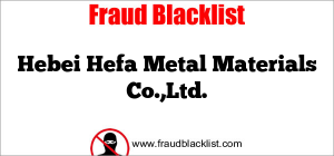 Hebei Hefa Metal Materials Co.,Ltd.