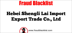 Hebei Shengli Lai Import Export Trade Co., Ltd