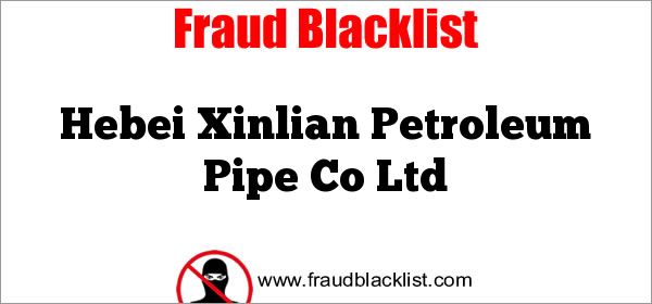 Hebei Xinlian Petroleum Pipe Co Ltd