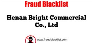 Henan Bright Commercial Co., Ltd