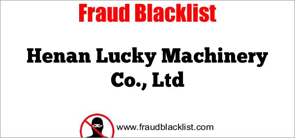 Henan Lucky Machinery Co., Ltd