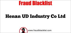 Henan UD Industry Co Ltd