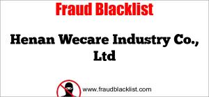 Henan Wecare Industry Co., Ltd