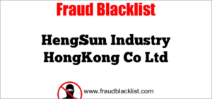 HengSun Industry HongKong Co Ltd