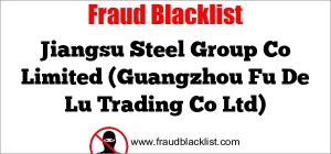 Jiangsu Steel Group Co Limited (Guangzhou Fu De Lu Trading  Co Ltd)