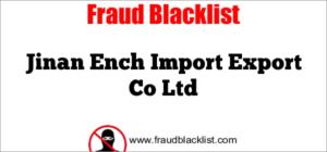 Jinan Ench Import Export Co Ltd