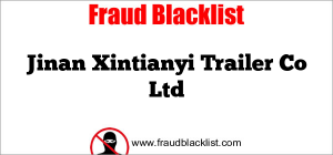 Jinan Xintianyi Trailer Co Ltd