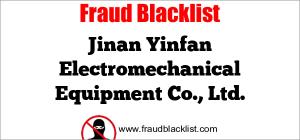 Jinan Yinfan Electromechanical Equipment Co., Ltd.