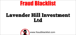 Lavender Hill Investment Ltd