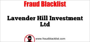 Lavender Hill Investment Ltd