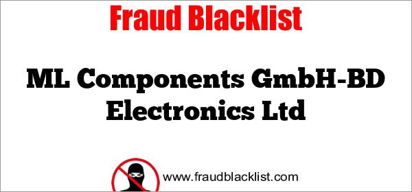 ML Components GmbH-BD Electronics Ltd