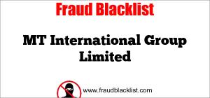 MT International Group Limited