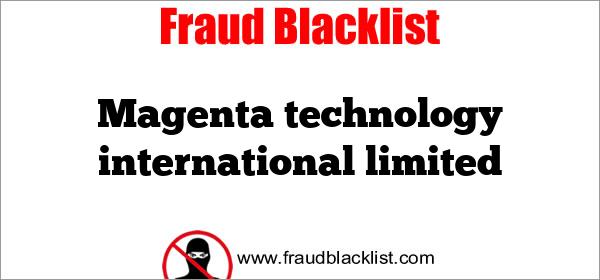 Magenta technology international limited