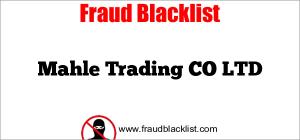 Mahle Trading CO LTD