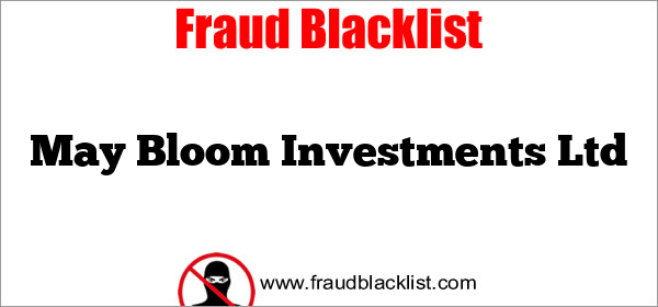 May Bloom Investments Ltd