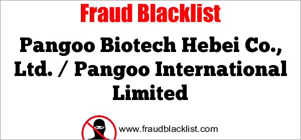 Pangoo Biotech Hebei Co., Ltd. / Pangoo International Limited