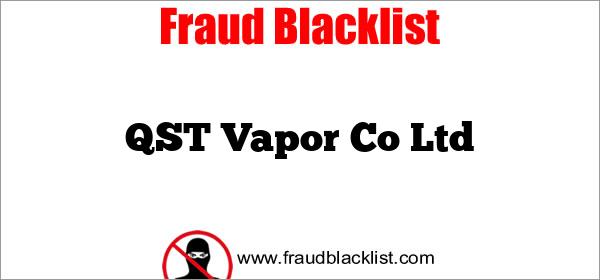 QST Vapor Co Ltd