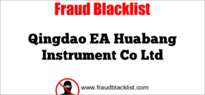 Qingdao EA Huabang Instrument Co Ltd