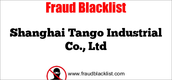 Shanghai Tango Industrial Co., Ltd