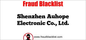 Shenzhen Auhope Electronic Co., Ltd.