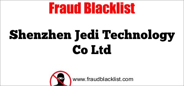 Shenzhen Jedi Technology Co Ltd