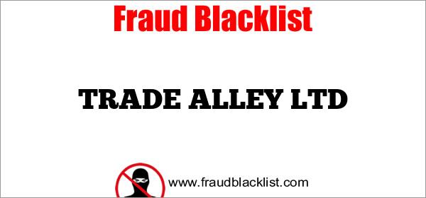 TRADE ALLEY LTD