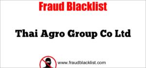 Thai Agro Group Co Ltd