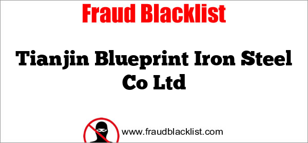 Tianjin Blueprint Iron Steel Co Ltd