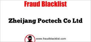 Zheijang Poctech Co Ltd