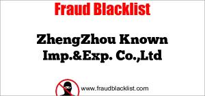 ZhengZhou Known Imp.&Exp. Co.,Ltd