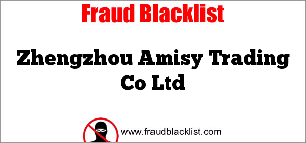 Zhengzhou Amisy Trading Co Ltd