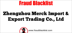 Zhengzhou Merck Import & Export Trading Co., Ltd