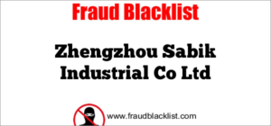 Zhengzhou Sabik Industrial Co Ltd