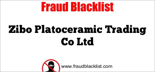 Zibo Platoceramic Trading Co Ltd
